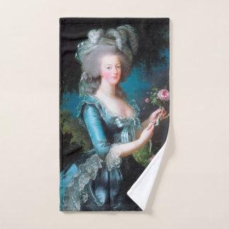 Conjunto De Toalhas Retrato de Marie Antoinette