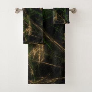 Conjunto De Toalhas Verde - esfrie