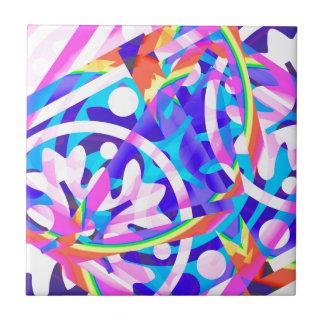 Conjunto de variação da violeta da cor