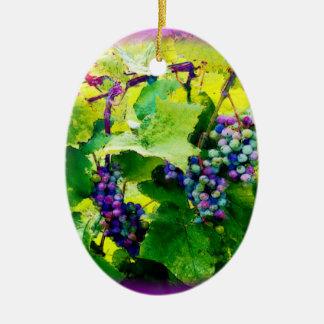 conjuntos de ornamento das uvas 17