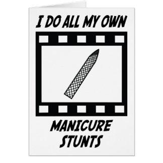 Conluios do Manicure Cartao
