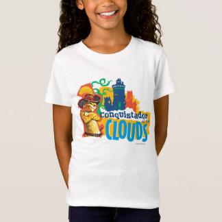 Conquistador das nuvens camiseta