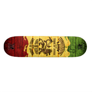 conquistando o skateboard_pro do leão (3) shape de skate 18,1cm
