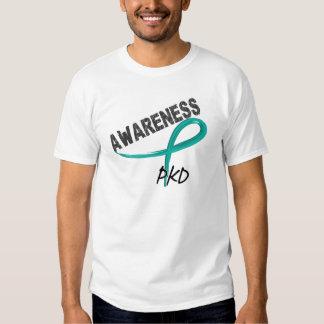 Consciência 3 de PKD Camisetas