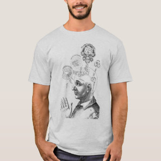 Consciência (Bewusstsein) Camiseta