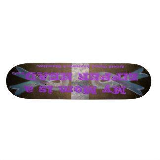 Consciência do apoio da malformação de Arnold Chia Shape De Skate 18,1cm