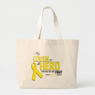 Consciência do cancer de osso: primo bolsa