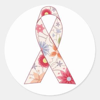 Consciência do cancro da mama das etiquetas