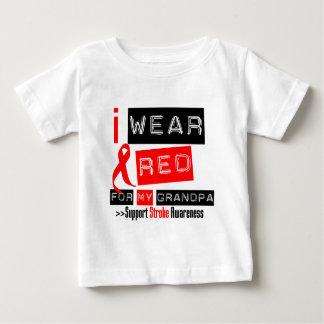 Consciência do curso eu visto a fita vermelha para t-shirt