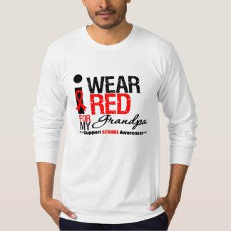 Consciência do curso eu visto a fita vermelha para tshirts