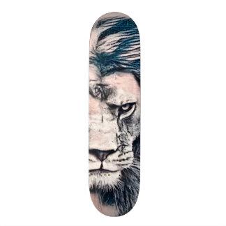 Conselho feito sob encomenda do Banger do tatuagem Shape De Skate 21,6cm