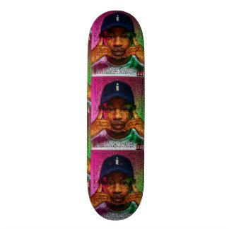 Conselho feito sob encomenda do parque de Kendrick Shape De Skate 20,6cm