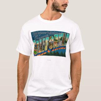 Conserva nacional do Mojave, Califórnia Camiseta