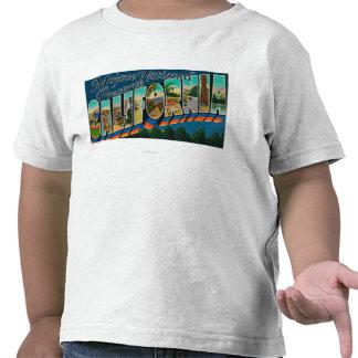 Conserva nacional do Mojave, Califórnia Tshirts