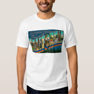 Conserva nacional do Mojave, Califórnia Camisetas
