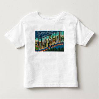 Conserva nacional do Mojave, Califórnia T-shirt