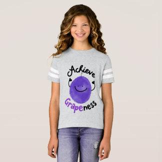 Consiga o Ness da uva - camisa do futebol das