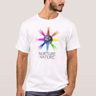Consolide a natureza camiseta