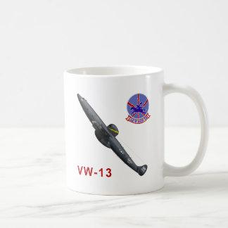 Constelação super WV Ec-121 VW-13 Canecas