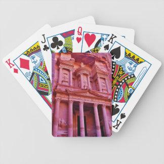 Construção do Tesouraria de PETRA Baralhos Para Poker