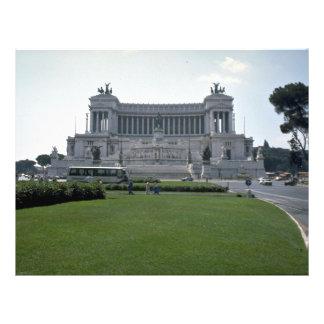 Construção, Roma Panfleto