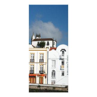Construções em Ponta Delgada 10.16 X 22.86cm Panfleto