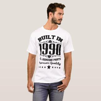 CONSTRUÍDO EM 1990 TODA A QUALIDADE SUPERIOR DAS CAMISETA