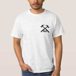 Construtores do reino tshirts