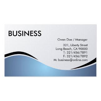 Consultante - cartões de visitas