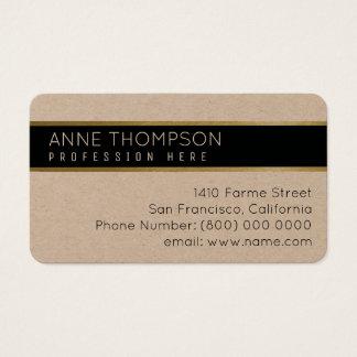 contact_card básico elegante para alguma profissão cartão de visitas