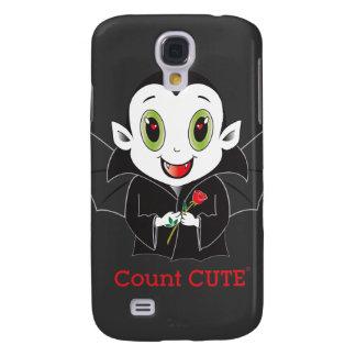 Contagem Cute® Galaxy S4 Cover