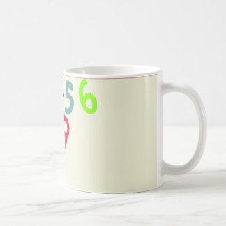 """""""Contar numera"""" a caneca de café"""