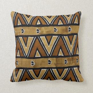 Contemporâneo: Design africano do estilo Almofada