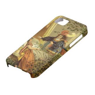 Conto de fadas do Victorian do vintage, Bela Capa Para iPhone 5