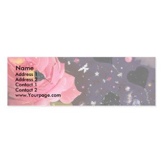 Contos de fadas! cartão de visita skinny