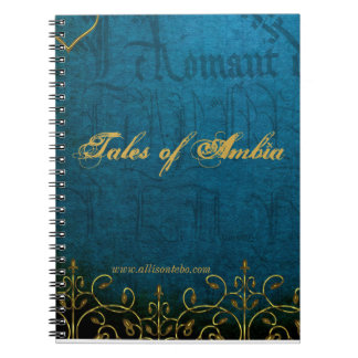 Contos do caderno de Ambia