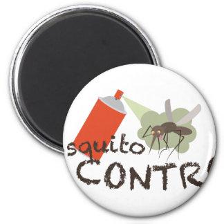 Controle do mosquito imã