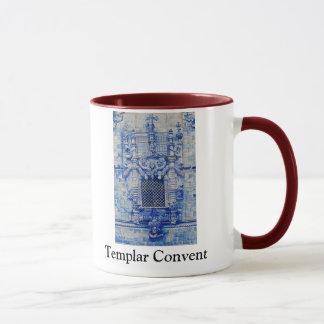 Convento de Templar na caneca de Tomar