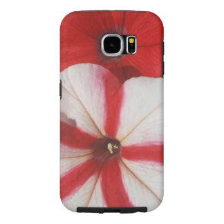 * conversas Flower power whites * Capa Para Samsung Galaxy S6