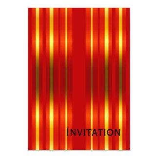 Convite Convite 12.7 X 17.78cm