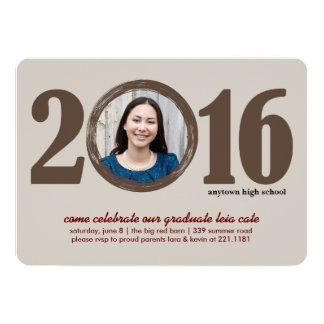 Convite 2016 da graduação