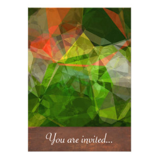 Convite abstrato
