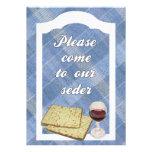 Convite ao Passover Seder