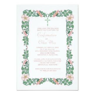 Convite da beira da flor