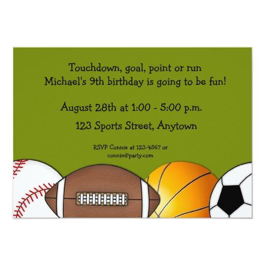 Convite da beira das bolas dos esportes  8b00ed91f8177