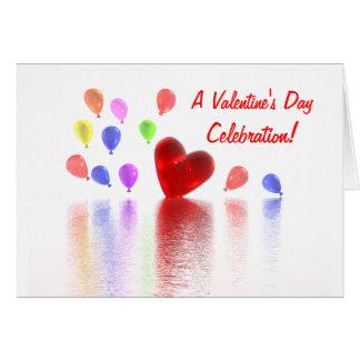 Convite da celebração do dia dos namorados