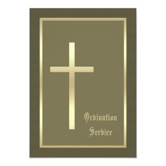 Convite da classificação da igreja -- Convite