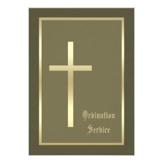 Convite da classificação da igreja -- Convite tran