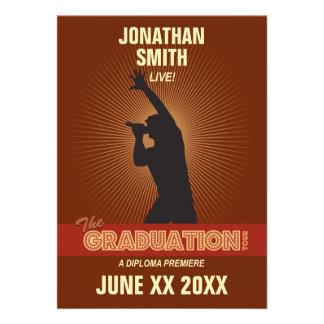 Convite da excursão da graduação (cara)