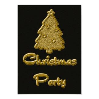 Convite da festa de Natal